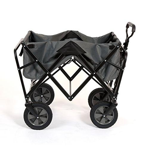 Mac Collapsible Steel Frame Utility Wagon