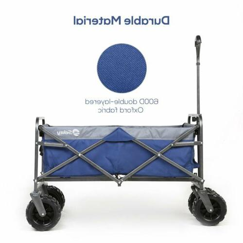 Collapsible Camp Cart Toy