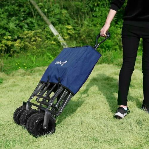 Collapsible Camp Outdoor Cart Sport