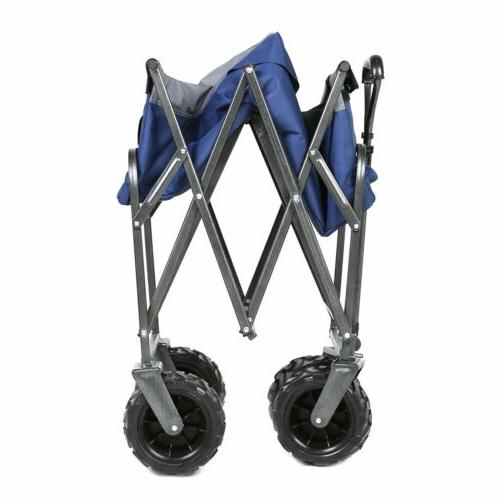 Collapsible Wagon Camp Outdoor Cart
