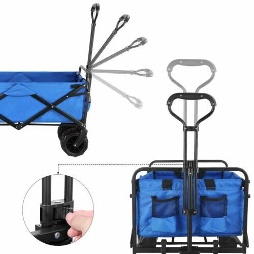 Collapsible Folding Buggy