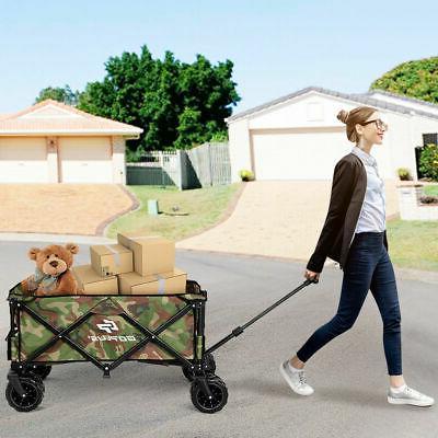 Wagon Cart Trolley Buggy Durable