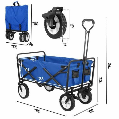 Collapsible Folding Cart Cart