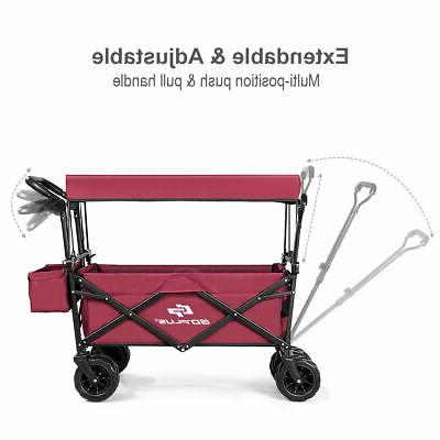 Collapsible W/ Garden Buggy