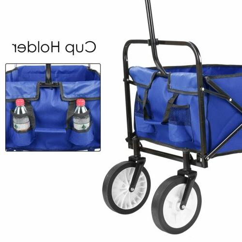 Collapsible Cart Garden Beach