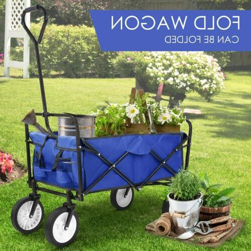 Collapsible Cart Utility Buggy Beach