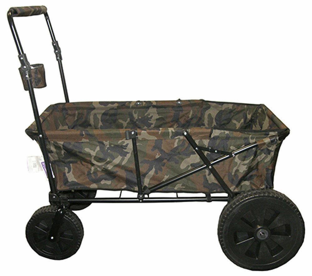 Impact Canopy Folding Wagon Sports Buggy