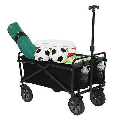 Seina Folding Beach Outdoor Cart,