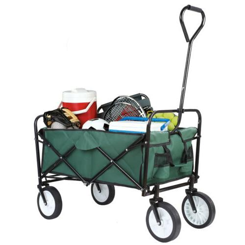 Collapsible Folding Pull Shopping Trolley