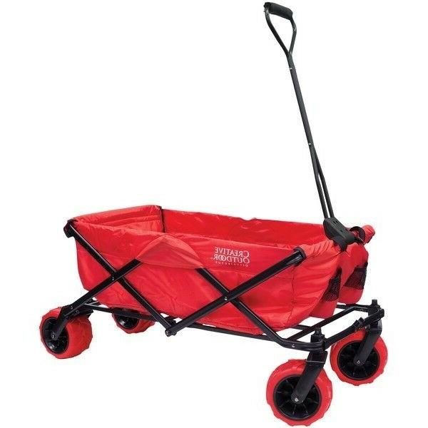 creative outdoor distributor all terrain lightweight folding