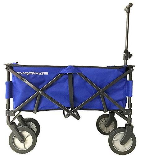 EasyGoWagon Folding Wagon Heavy Wagon Fits Trunk Standard