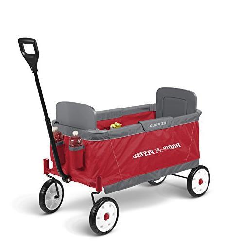 ez fold wagon ride