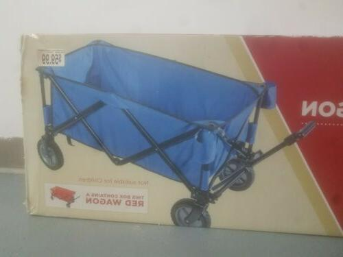 Quest Folding Wagon
