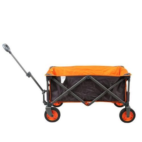 PORTAL Folding Collapsible Garden Cart Outdoor