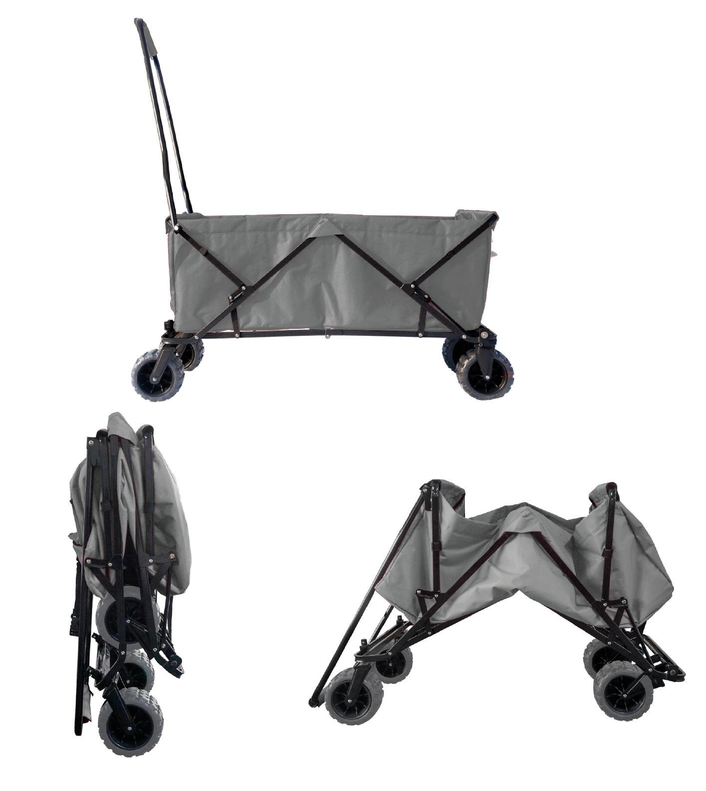 Folding Utility Cart Outdoor