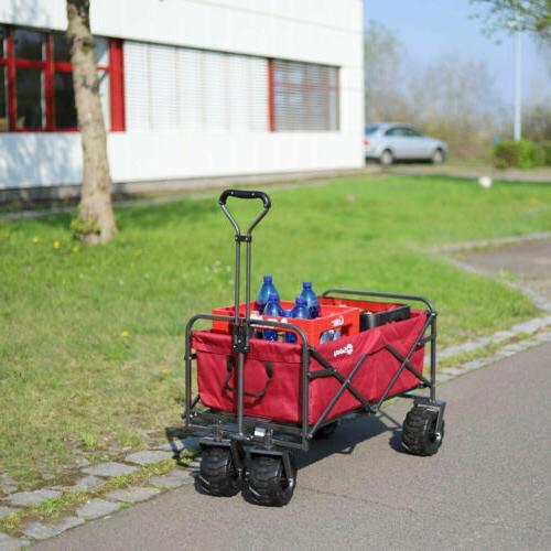 beach wagon heavty duty all terrain cart