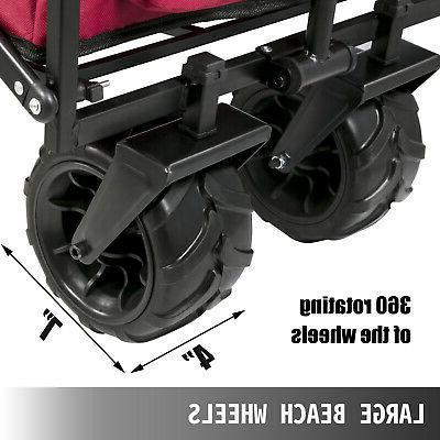 Folding Wagon Folding Utility Outdoor