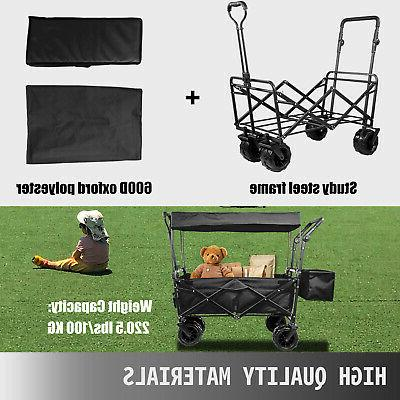 Folding Cart Folding Garden Cart Utility