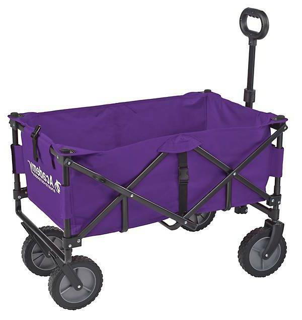 Folding Wagon Garden Buggy Camping Sports