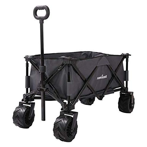 folding wagon cart heavy duty