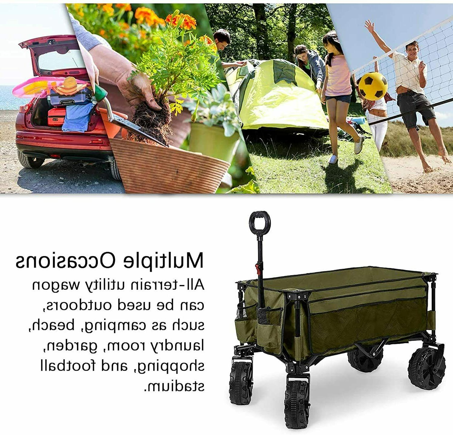 Timber Ridge Wagon Collapsible Utility for