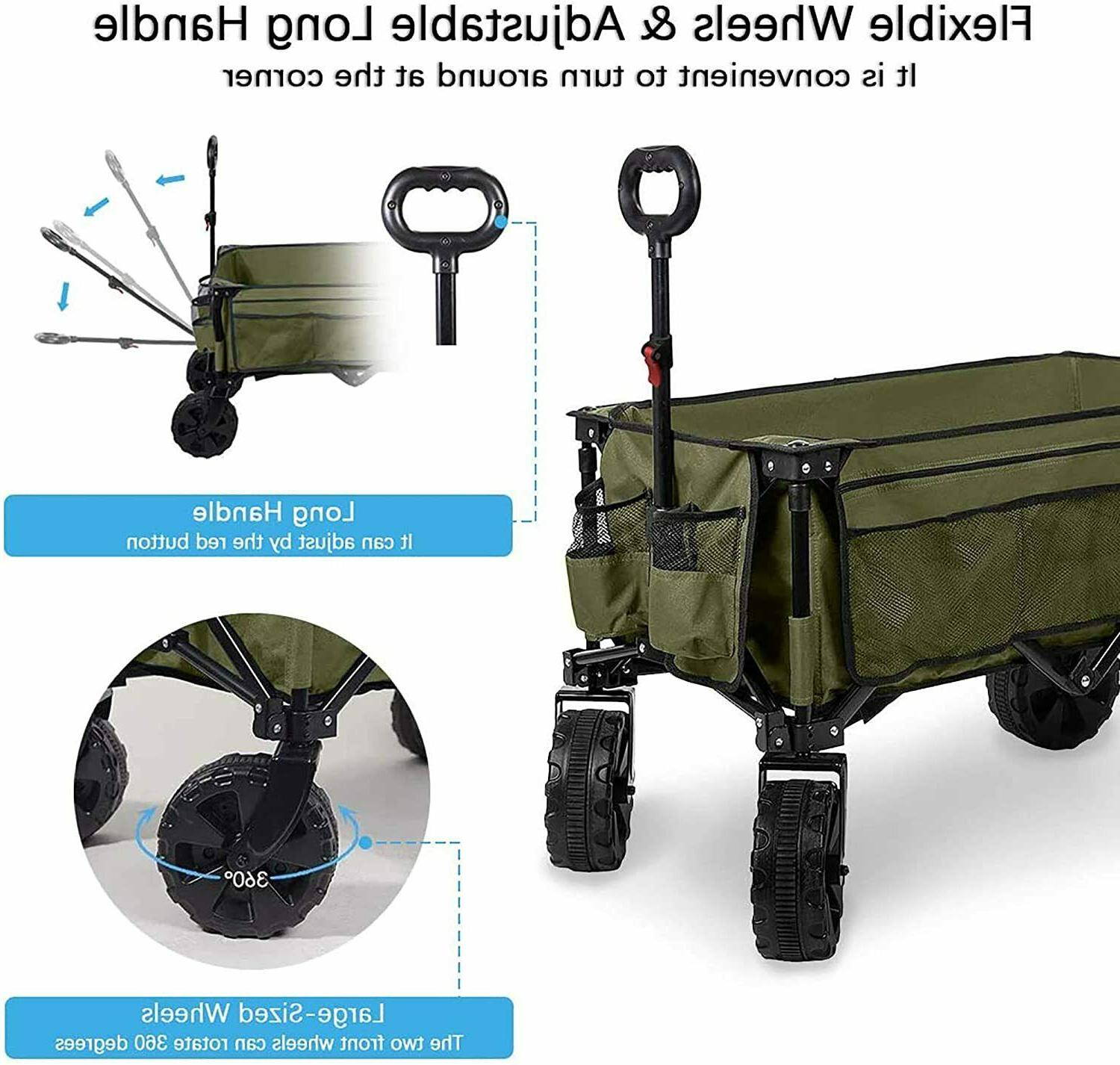 Timber Ridge Wagon Collapsible for