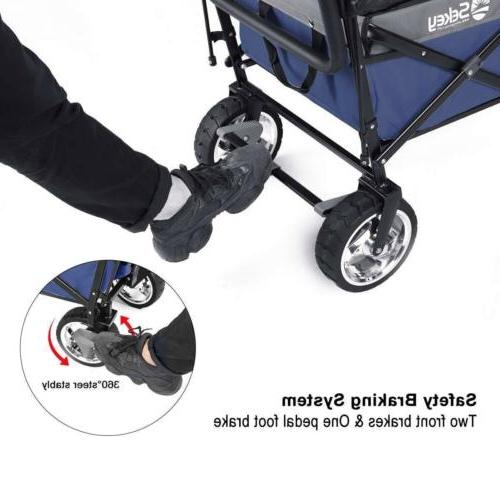 Folding Wagon Utility