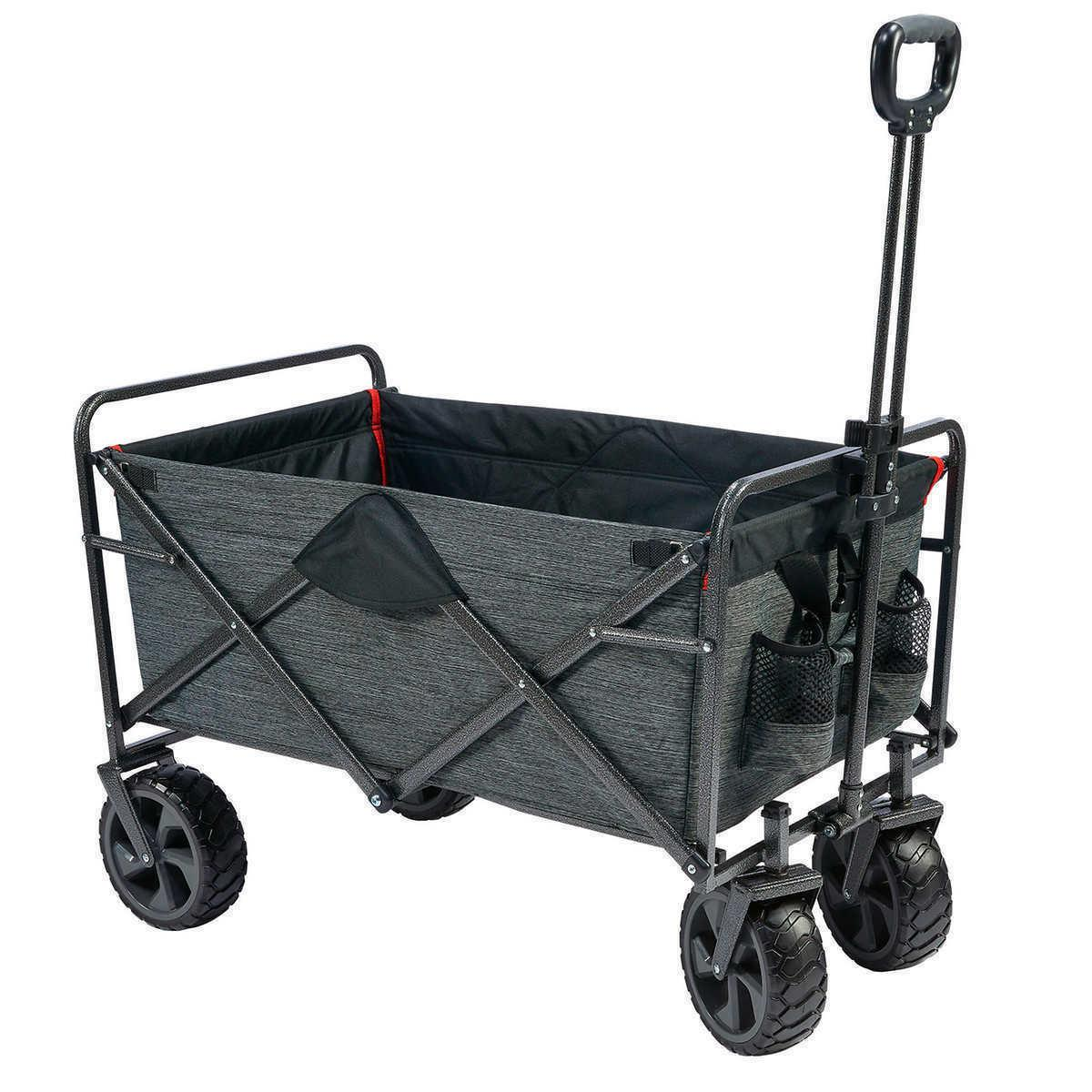 Mac Sports Wagon with Cargo Wheels