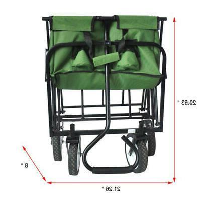 Garden Tree Cart Storage Toy Carts