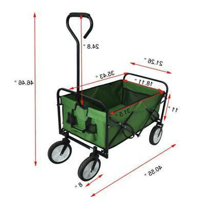 Garden Wagon Cart Toy Carts Outdoor Wheelbarrows