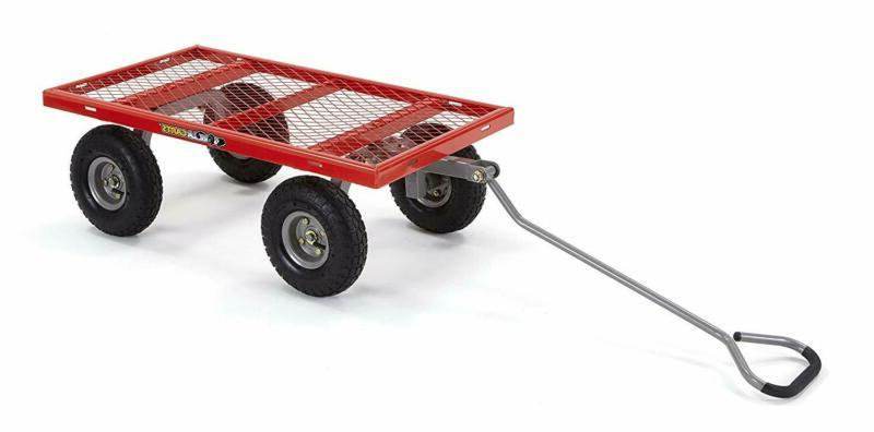 GOR800-COM Steel with Removable Sides Capacity Durable