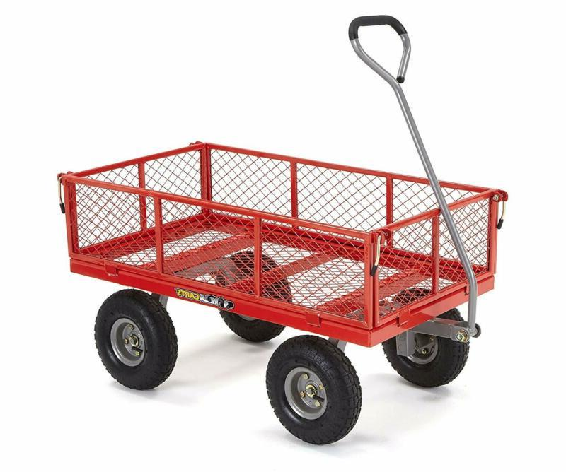 GOR800-COM Utility with Removable 800-lbs Capacity