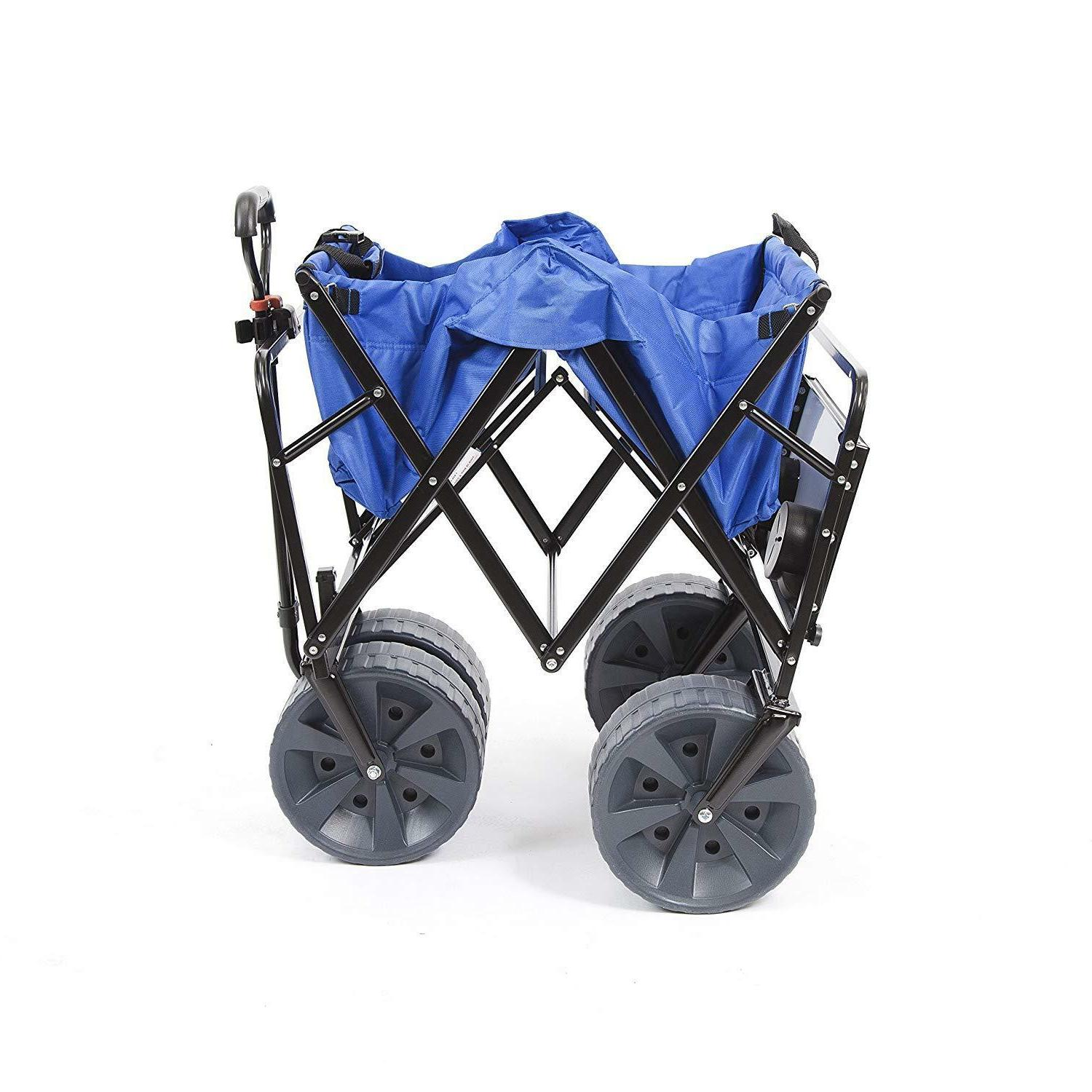Collapsible Folding Utility Wagon Beach