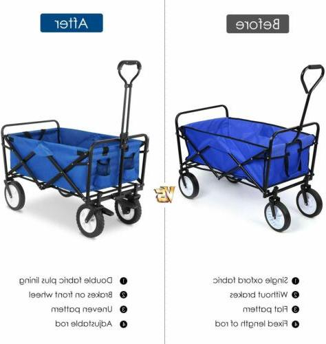 Heavy Collapsible Cart Portable