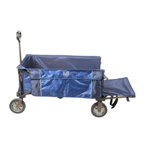 Timber Ridge Laburnum Tailgate Collapsible Folding Wagon, Bl