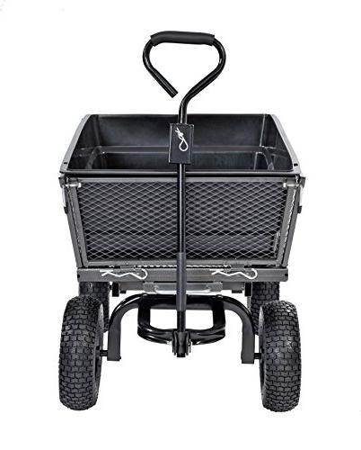 "Sandusky Carts with Removable Full A Capacity of 1200 lb, Vein 26.5"" Load"