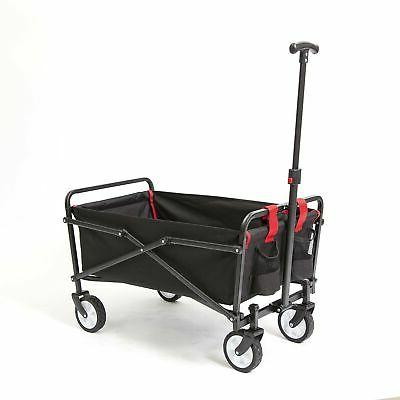 New Wagon Garden Folding Shopping Cart,Beach Regular