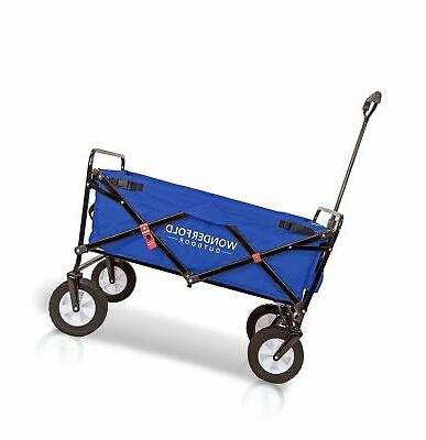 next generation multi purpose utility folding wagon