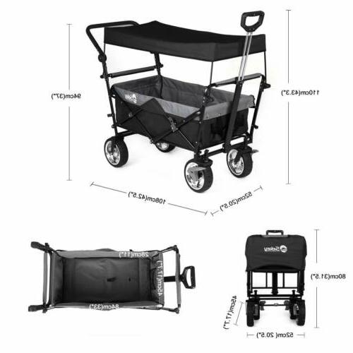 Utility Garden Steel Cart Terrain