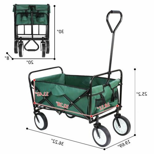 Folding Wagon Cart Capacity Pounds