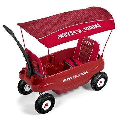 personalized plastic wagon