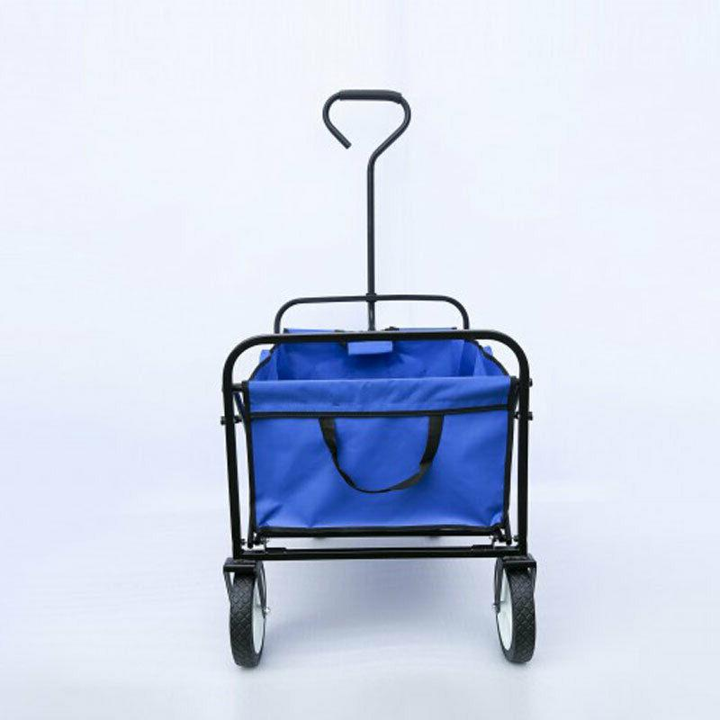 Collapsible Outdoor Wagon Beach Heavy