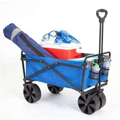 Seina Garden Cart Blue &