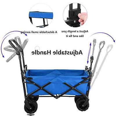 Tintonlife and Collapsible Wagon, Heavy Duty Folding Wagon