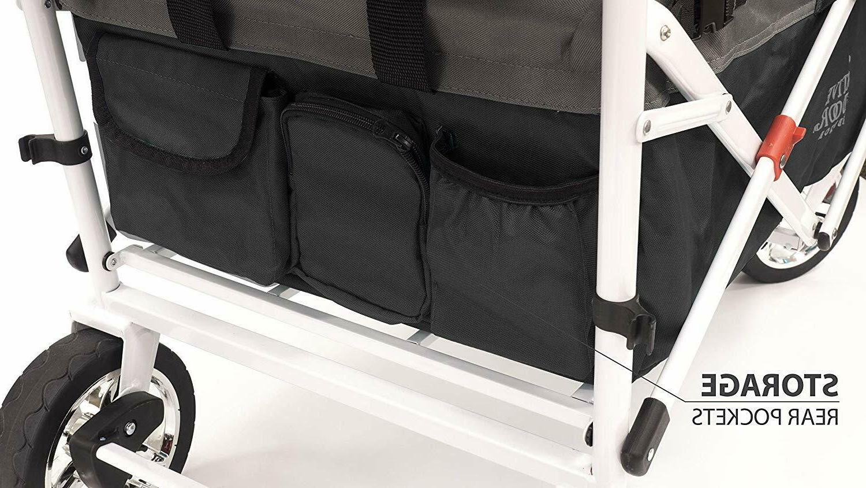 Creative Outdoor Folding Wagon