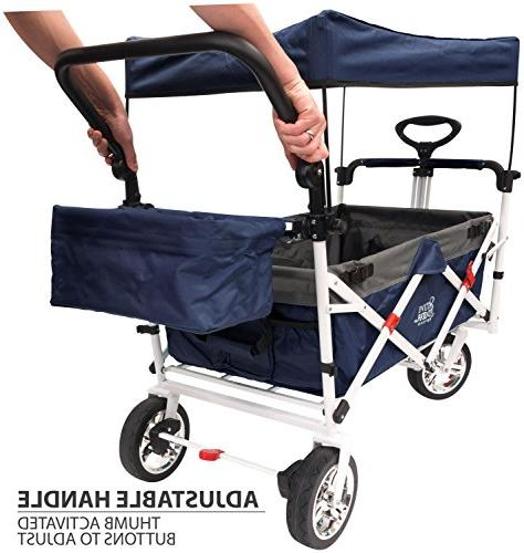 Pull Wagon Foldable with Shade