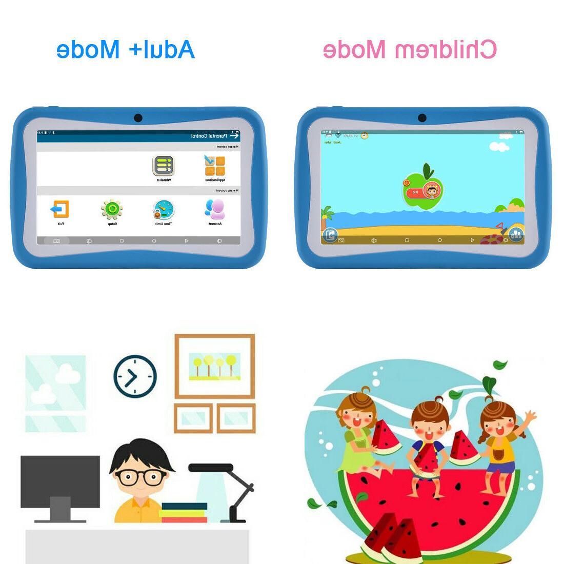 Quad 7 Kids Tablet PC 7.0 Camera WiFi