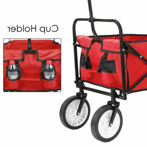 Heavy Folding Wagon Trolley