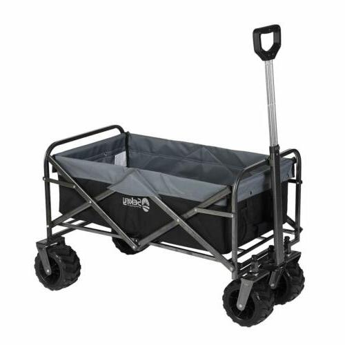 Folding Collapsible Beach Utility Heavy