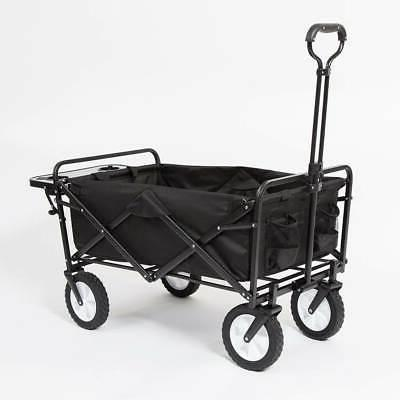sports collapsible folding outdoor garden utility wagon